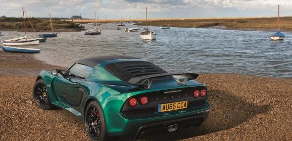 Lotus Exige Sport 350 : La légèreté en plus
