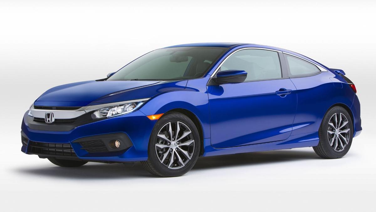 Honda Civic Coupe 10ème génération