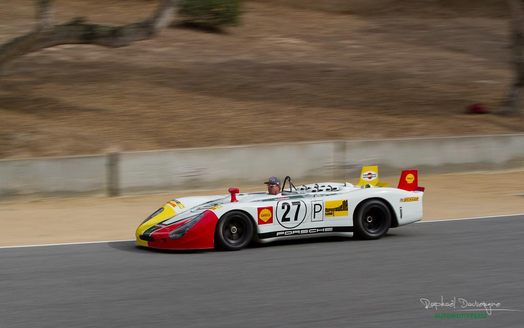 Porsche 908/2 Spyder LH « Flunder »