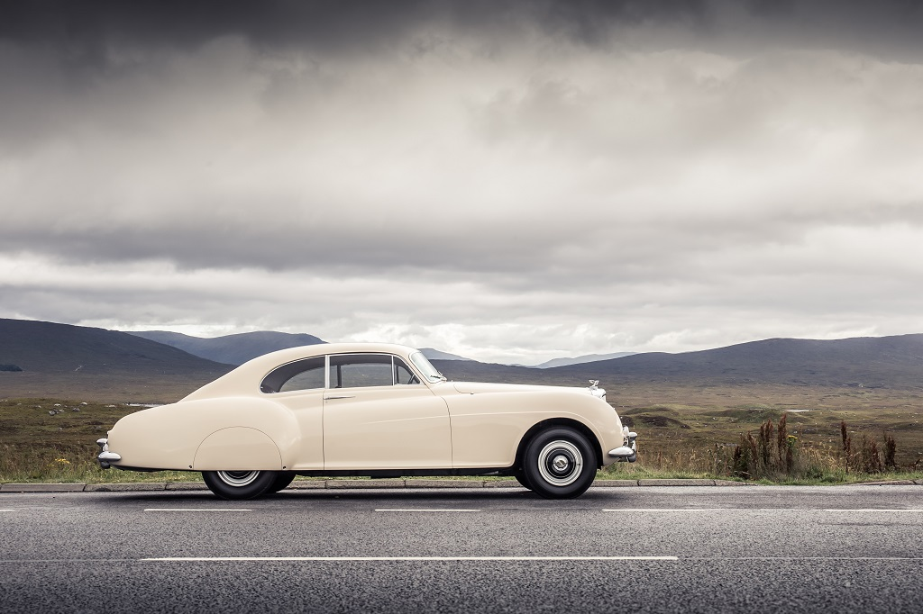 Bentley Continental R-Type