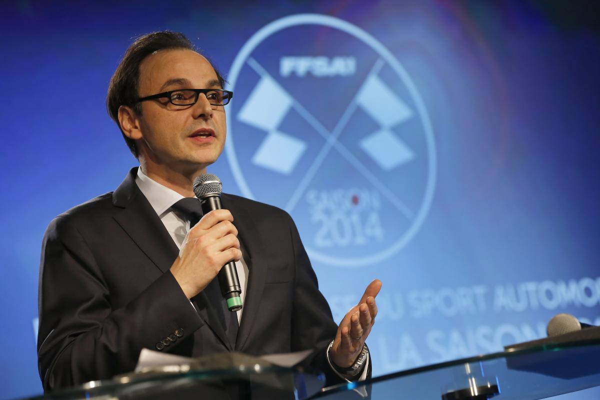 Nicolas Deschaux - Président FFSA