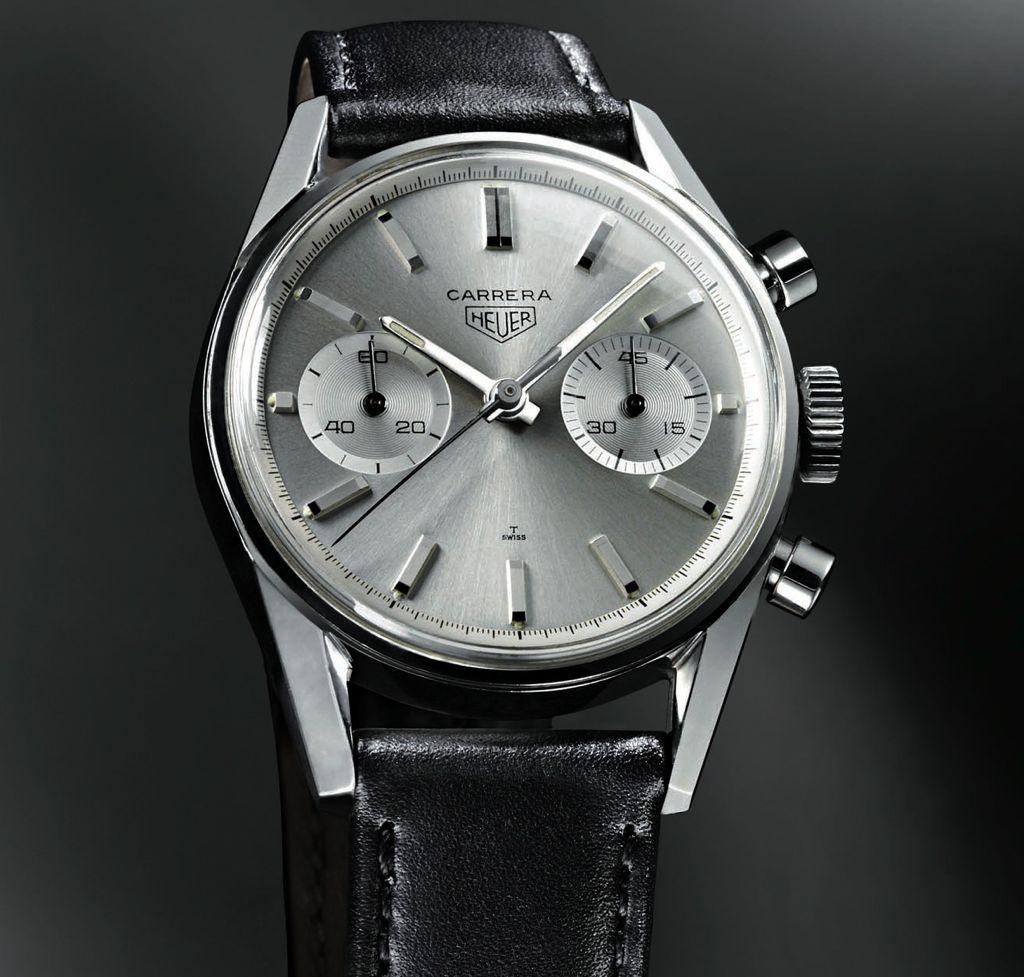 Heuer Carrera 1963