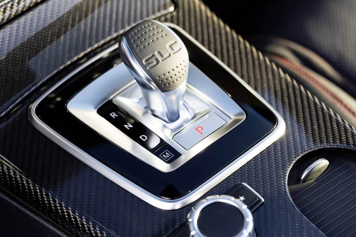 Mercedes SLC 43 AMG