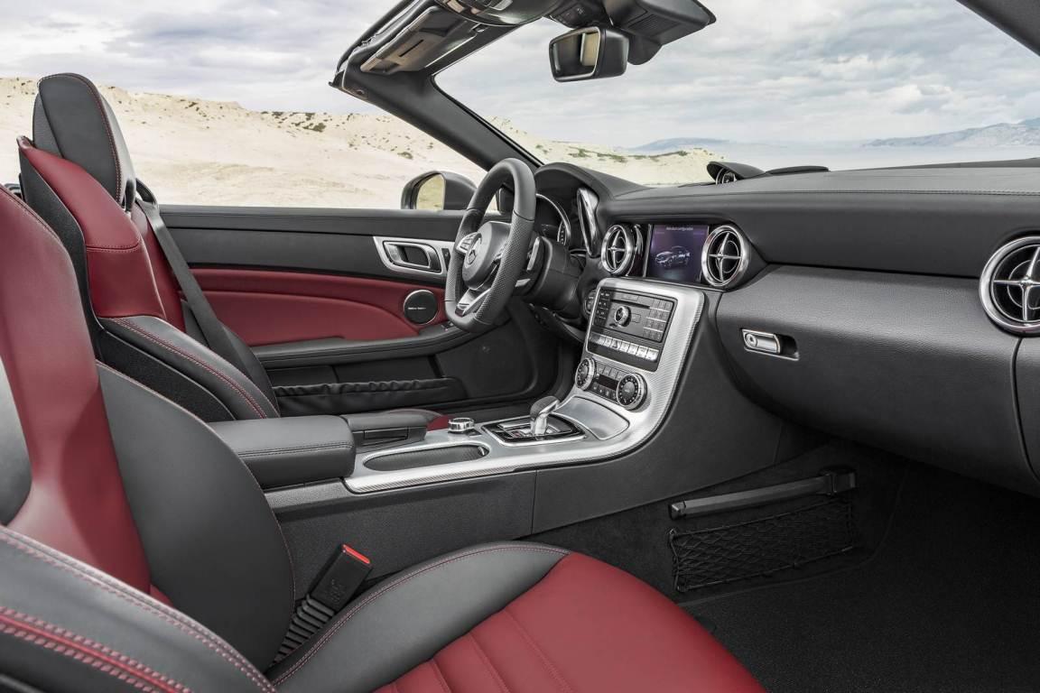 Mercedes SLC 300