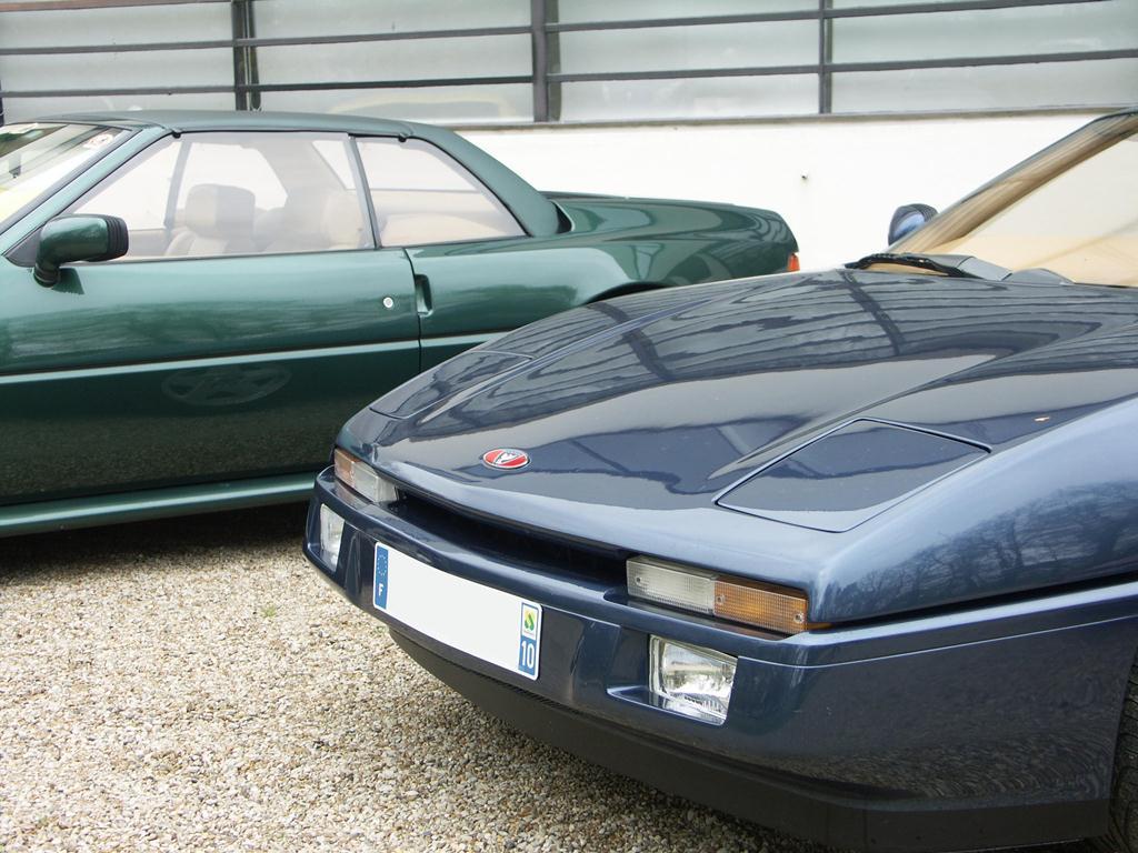 Exposition « des voitures à habiter : automobile et modernisme XXe-XXIe siècles » - Club Venturi