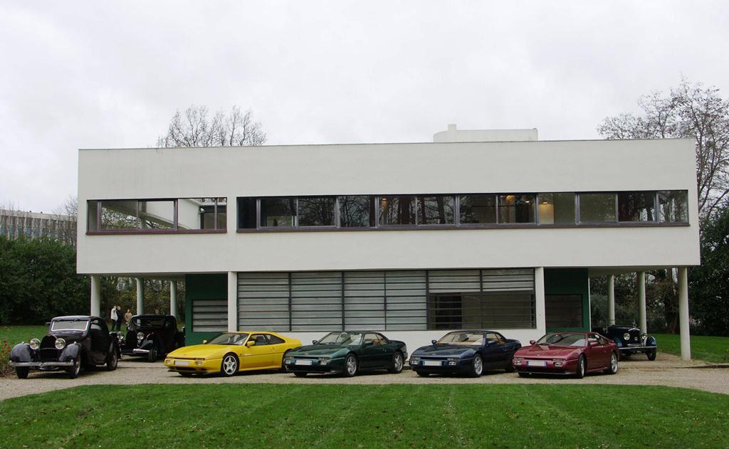 Exposition « des voitures à habiter : automobile et modernisme XXe-XXIe siècles »