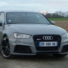 Essai Audi RS3 : Double face
