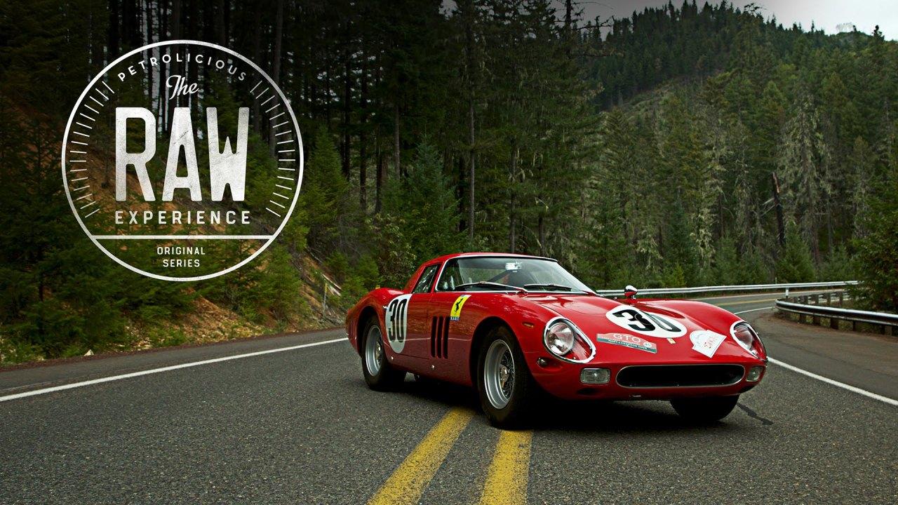 Petrolicius - 1964 Ferrari 250 GTO (#5571GT) - Derek Hill