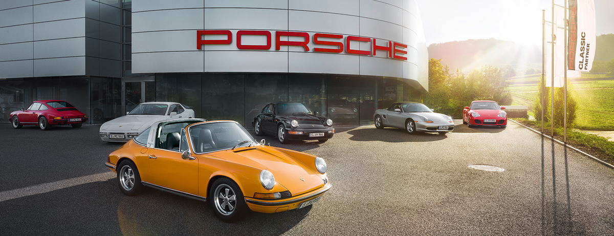 Porsche Classic Partner Center