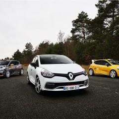 Renault Clio R.S. 220 EDC Trophy : 8'23 sur le Nurburgring…