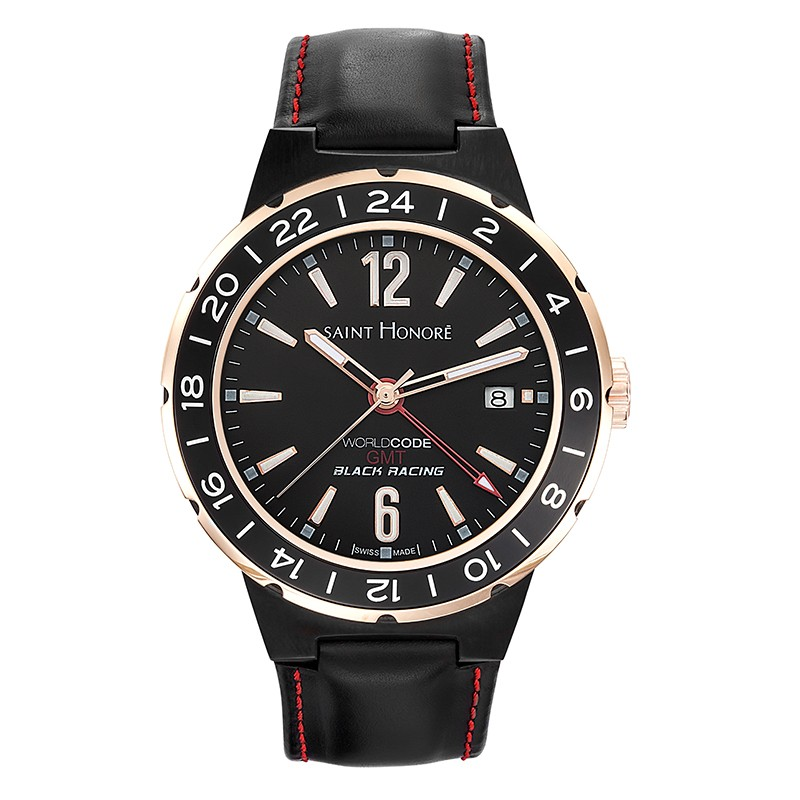 "Saint Honoré Worldcode GMT ""Black-Racing"""