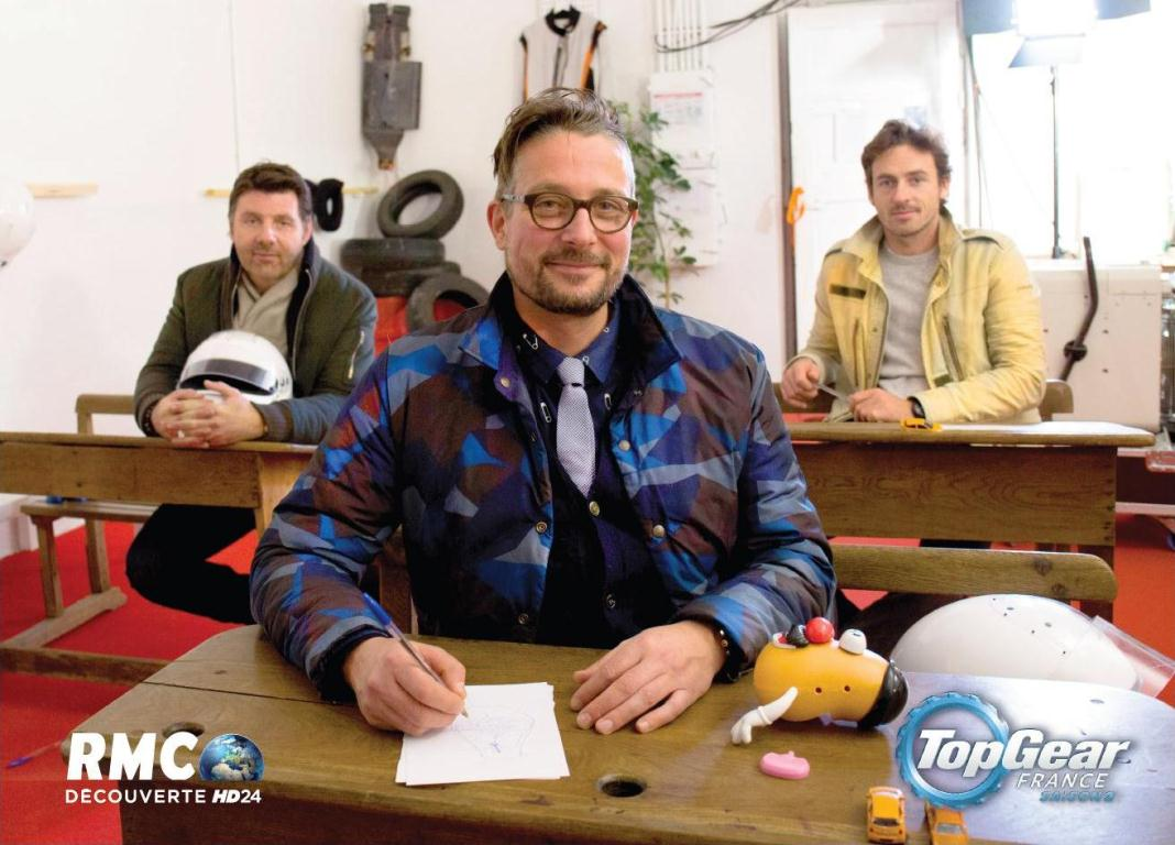 Top Gear France saison 2