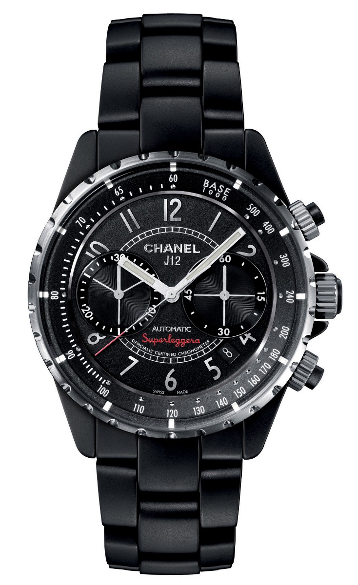 Chanel J12 Chronographe Superleggera