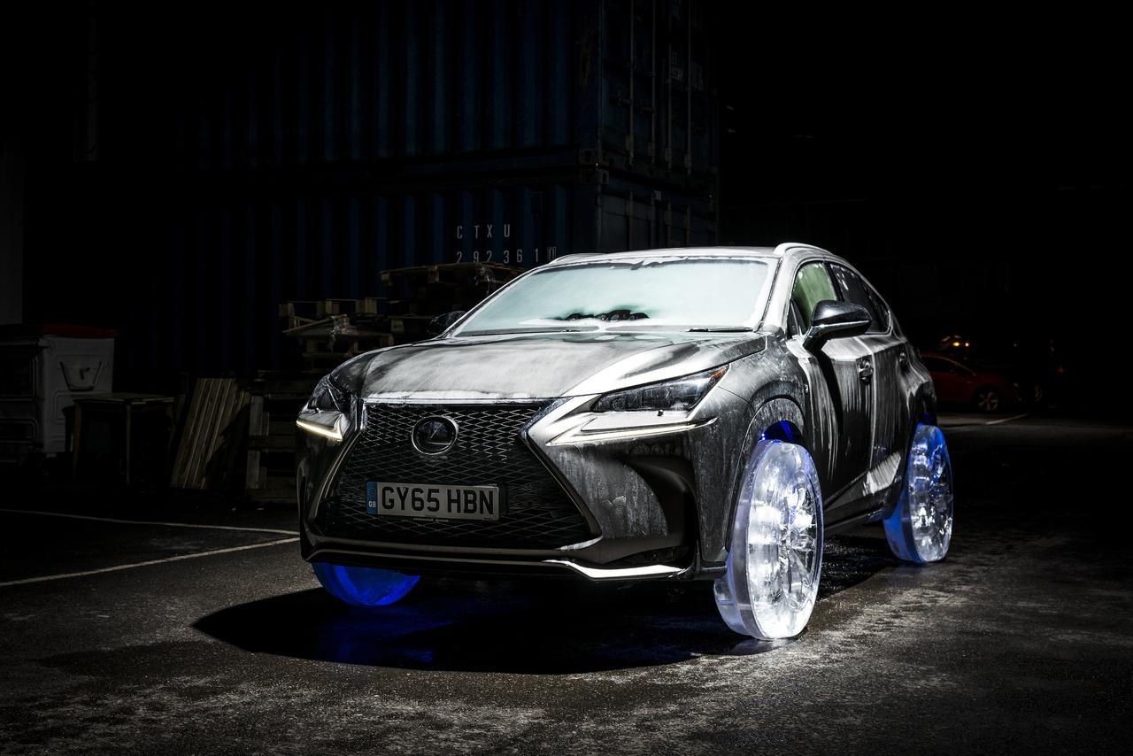 Lexus NX Glace