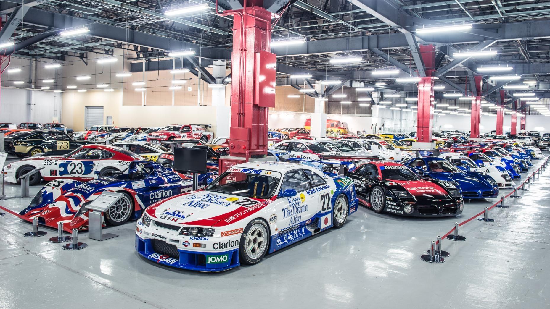 Musée Nissan Motorsport (Nismo)