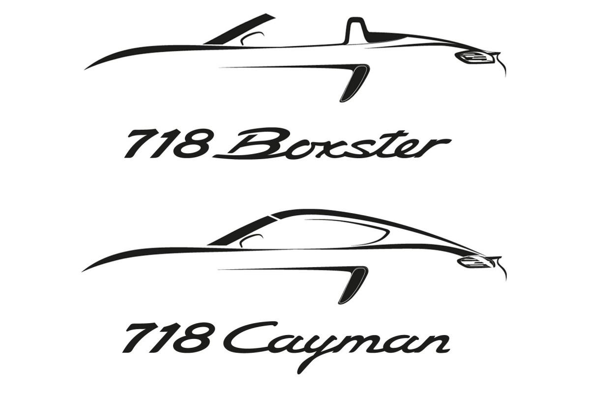 718 Boxster et Cayman