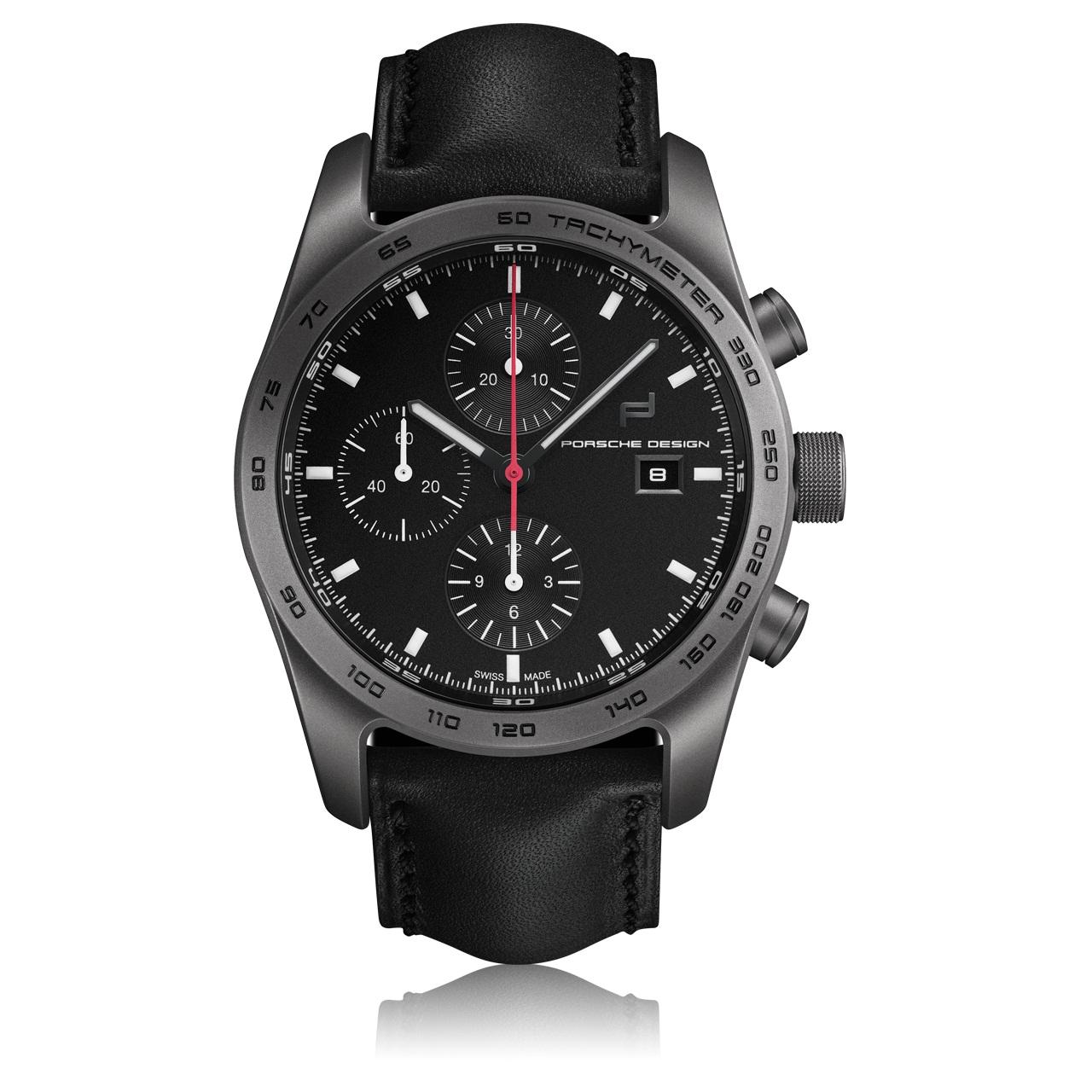 Porsche Design Chronograph Titanium Ltd. Ed