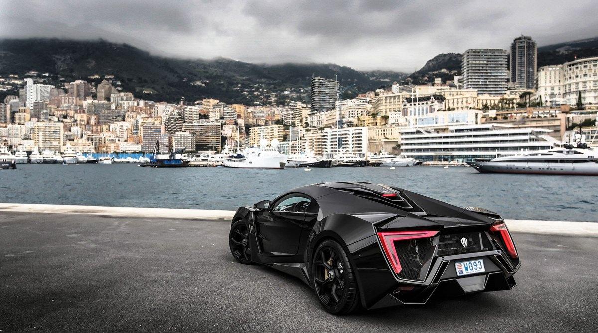 W Motors Lykan HyperSport - Top marques Monaco