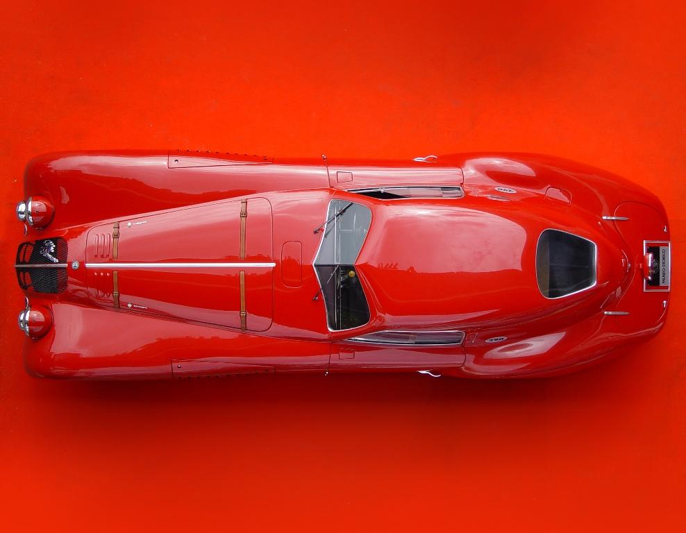 Alfa Romeo 8C 2900B Le Mans - Touring Superleggera