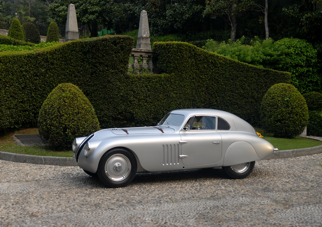 BMW 328 MM Berlinetta - Touring Superleggera