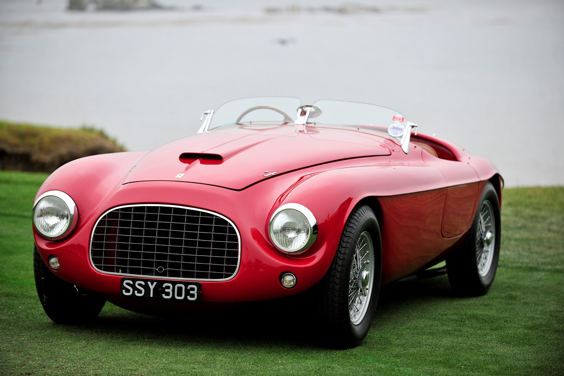 Ferrari 166 MM Barchetta - Touring Superleggera