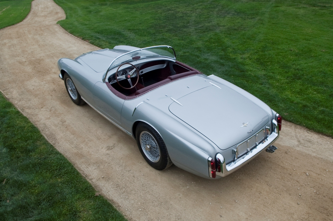Aston Martin DB2-4 MkII Spider - Touring Superleggera