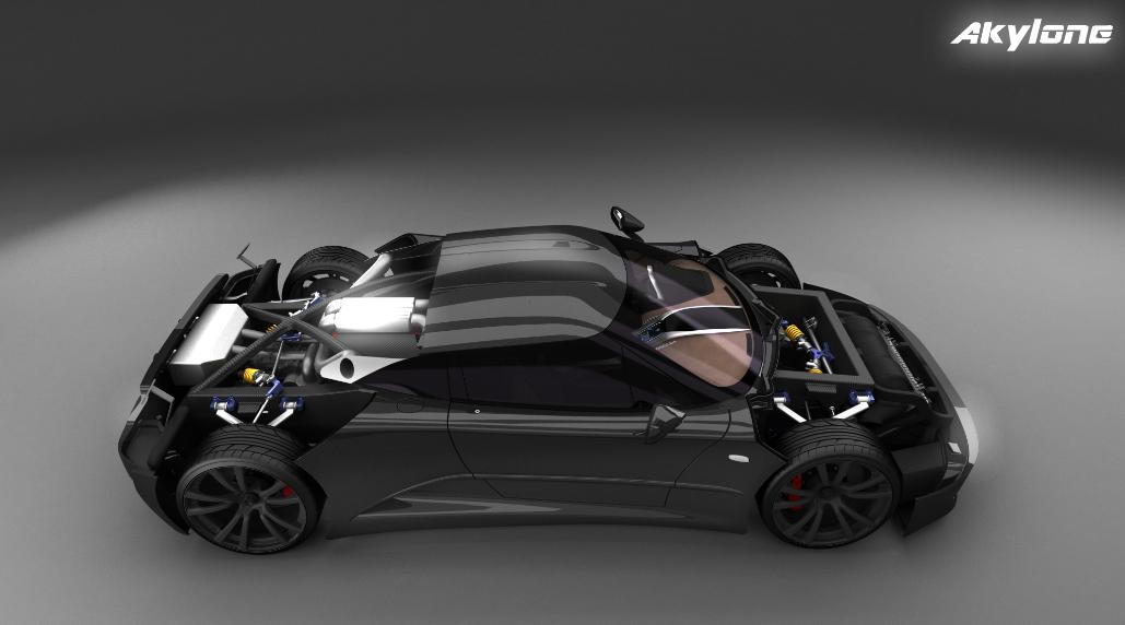 Genty Automobile Akylone