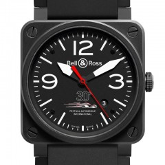 Bell & Ross partenaire du Festival Automobile International 2016