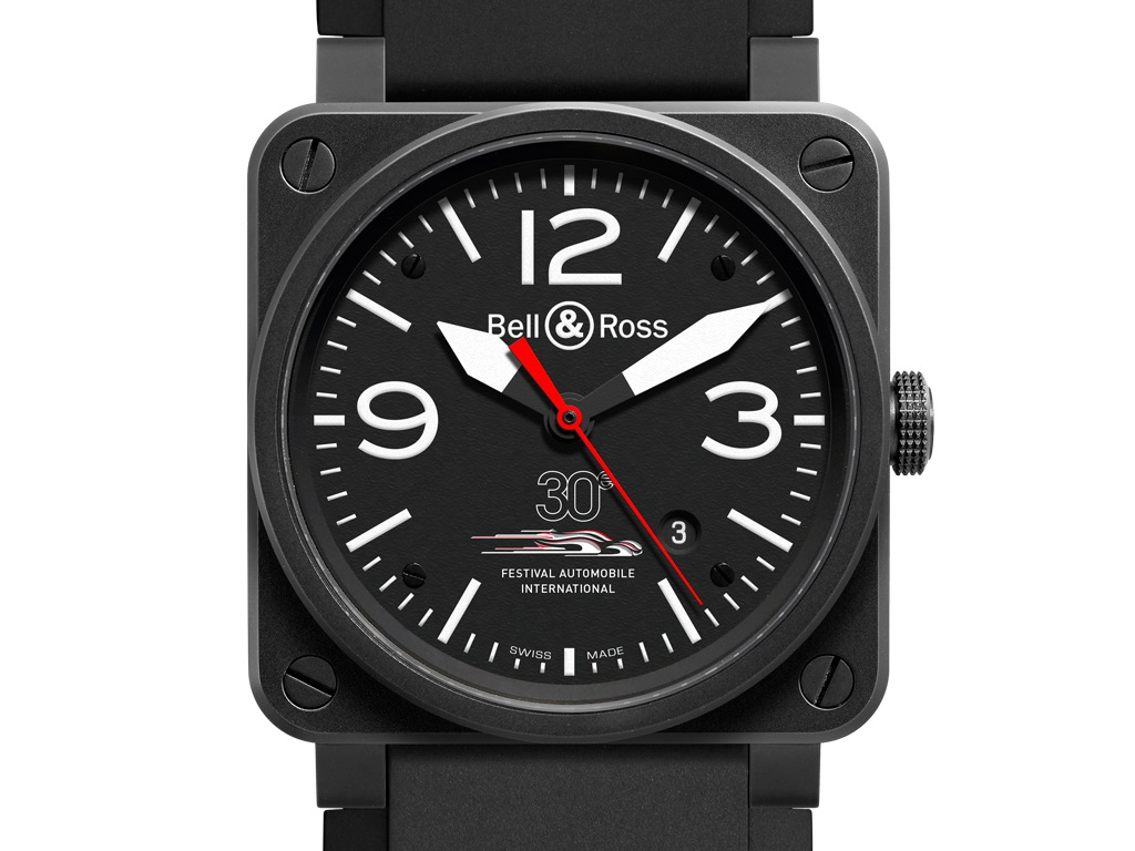 Bell & Ross - BR 03 - Festival Automobile International