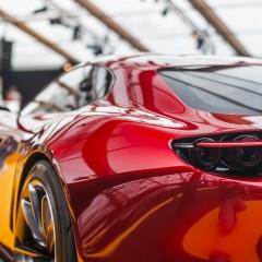 Festival Automobile International 2016 : Concept cars