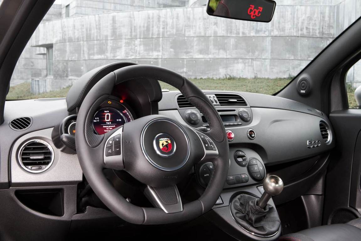 Abarth 595 Competizione by Tag Heuer