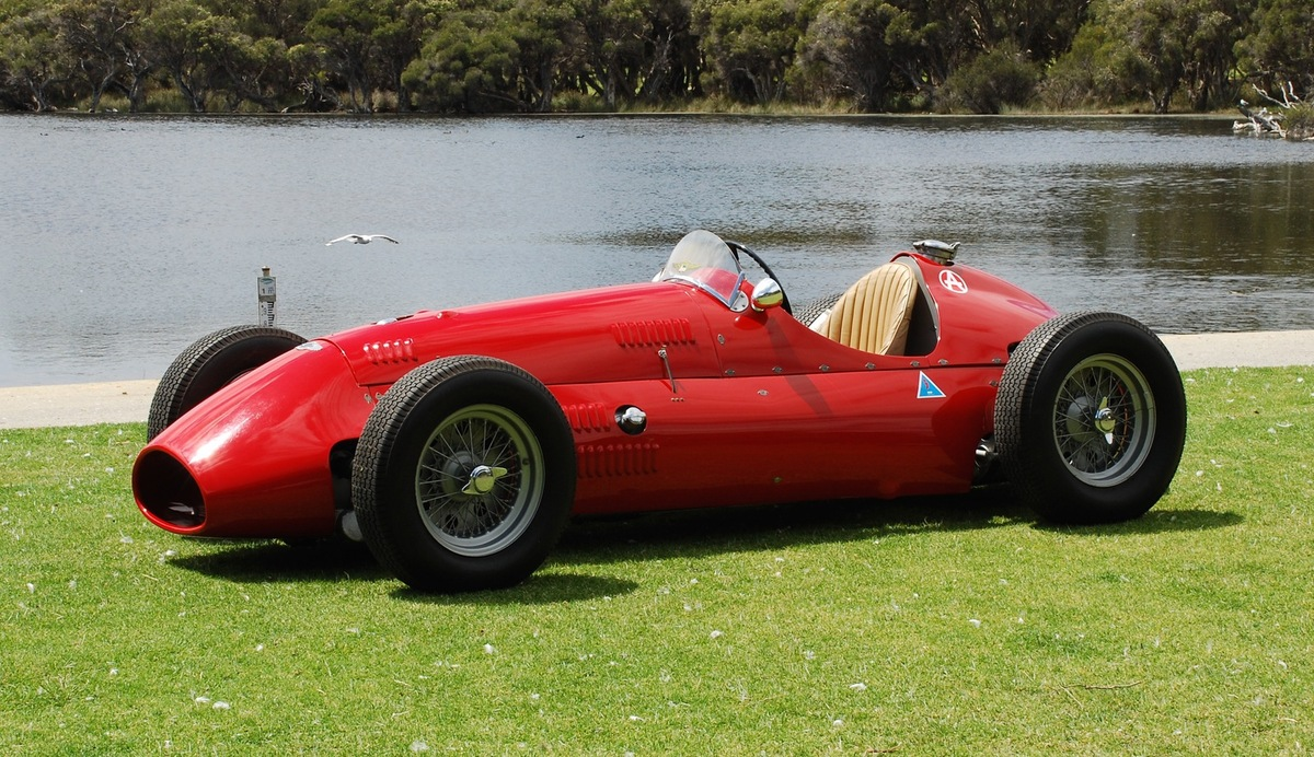 Alta 1.5 GP 1955
