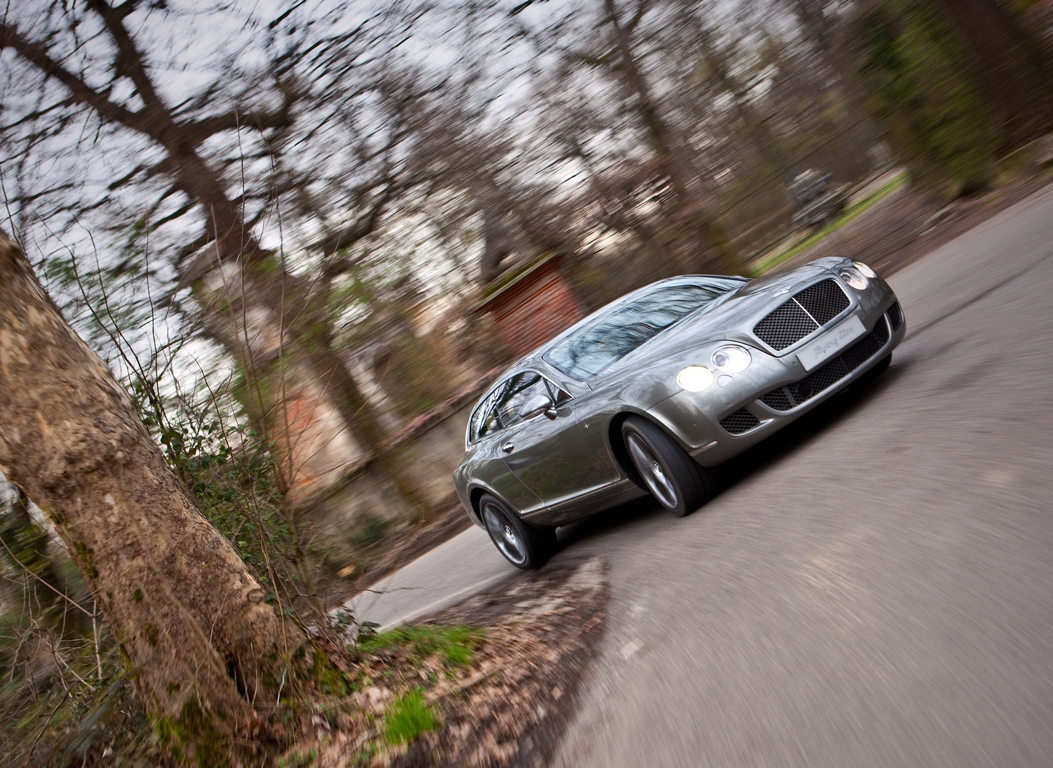 Bentley Continental Flying Star - Touring Superleggera