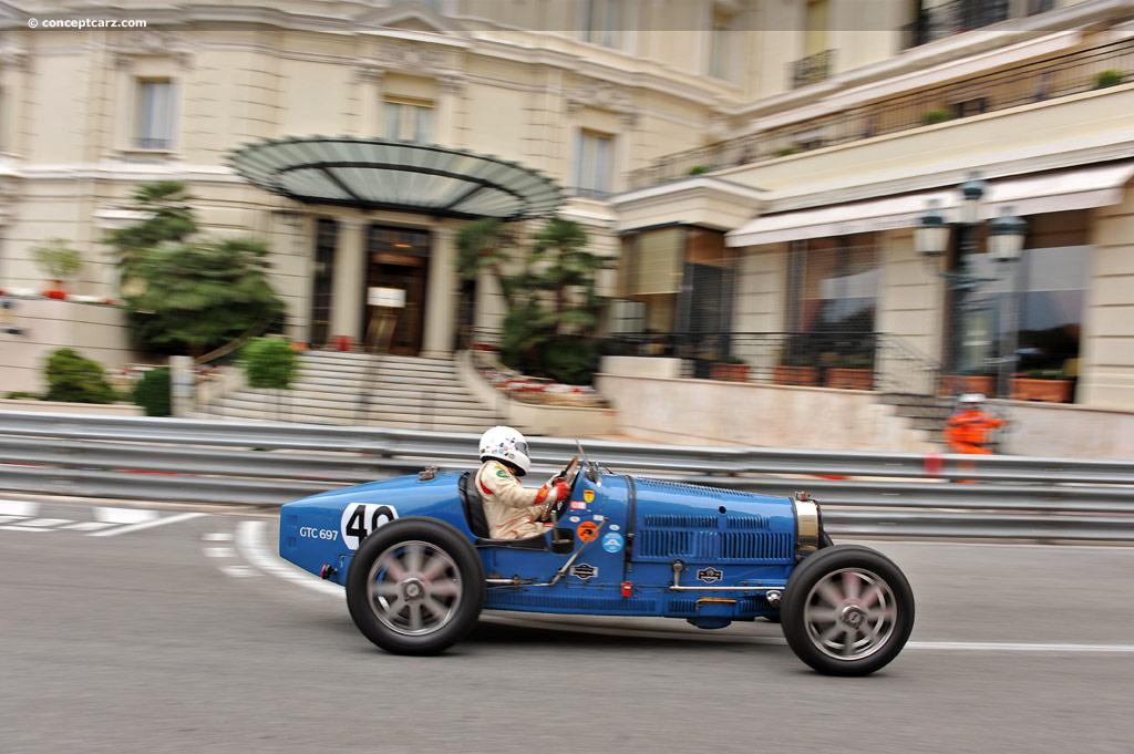Bugatti 35B 1929