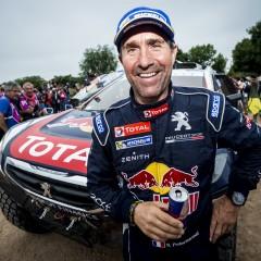 Dakar 2016 : Bravo Peugeot, Stéphane et Jean-Paul
