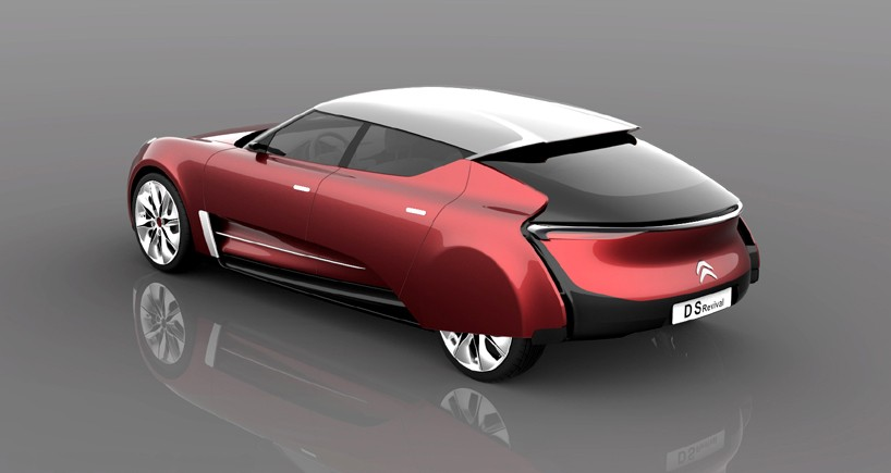 DS Revival Concept - Jean-Louis Bui