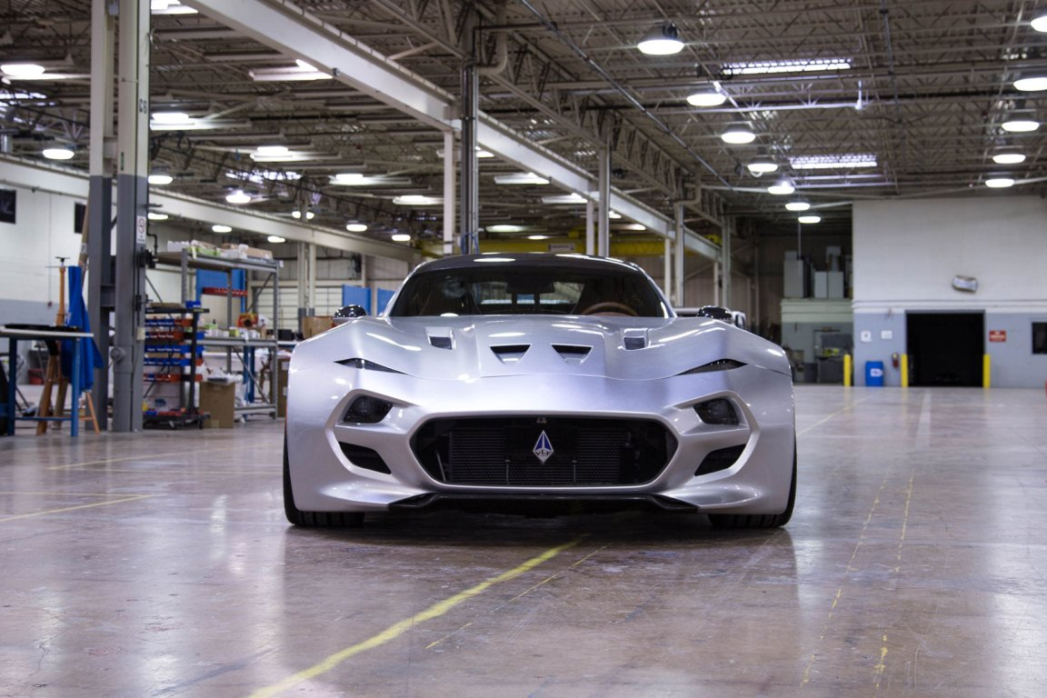 VLF Automotive Force 1 V10