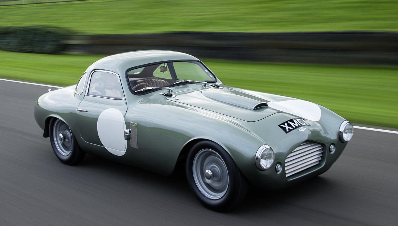 Frazer Nash Le Mans coupé 1955
