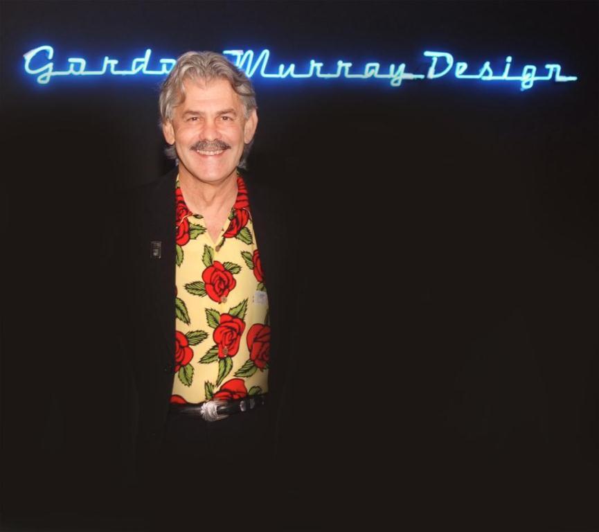 Gordon Murray créateur de la McLaren F1