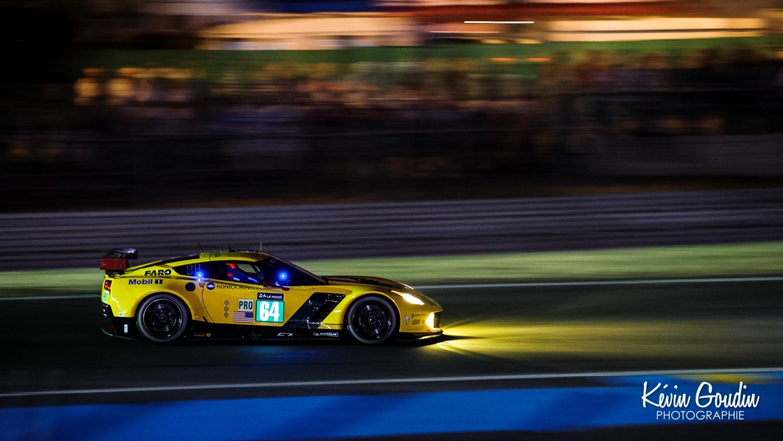Kevin Goudin - 24H du Mans 2015