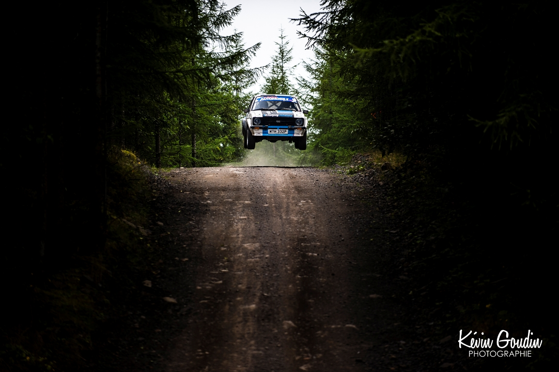 Kevin Goudin - Rallying Solution