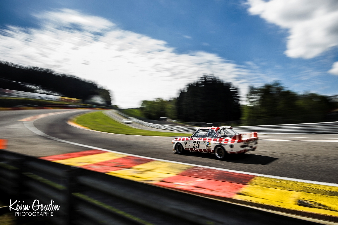 Kevin Goudin - Spa Classic 2015