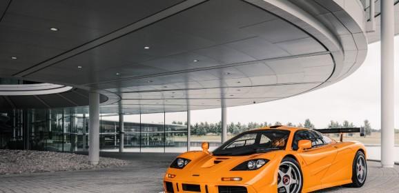 Le London Classic Car Show célèbre la McLaren F1 et son créateur Gordon Murray