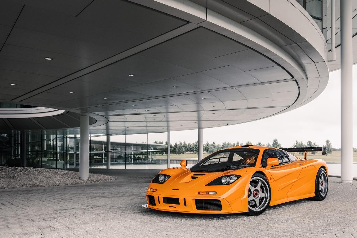McLaren F1 LM (XP LM)