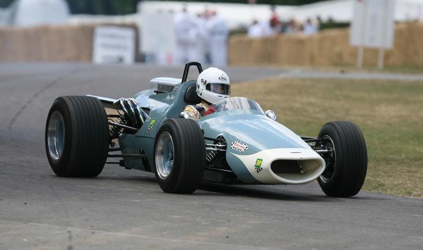 McLaren M3A 1965