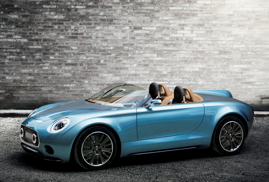 Mini Superleggera Vision - Touring Superleggera