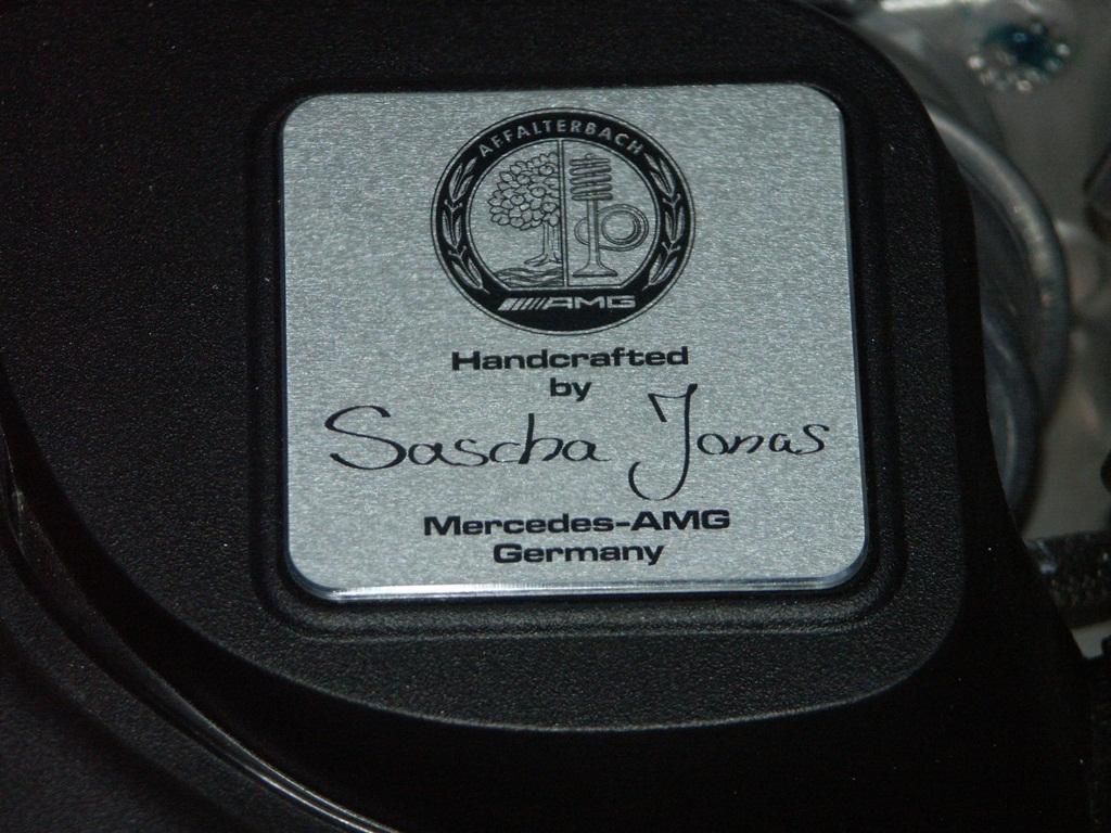 Mercedes C63s AMG