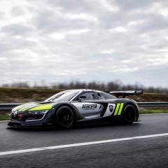 Nouvel équipement Renault Sport pour la patrouille autoroutière d'intervention rapide !