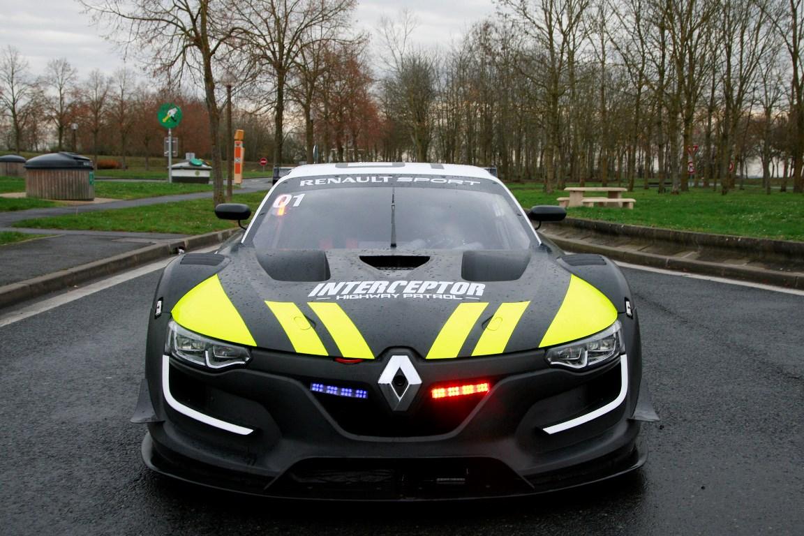 Renault Sport R.S. 01 Interceptor - Jean Ragnotti