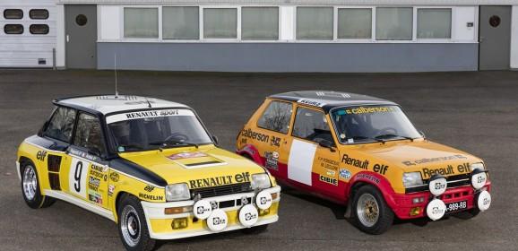 Rallye Monte-Carlo historique 2016 : Renault, 4 équipages en 5 !